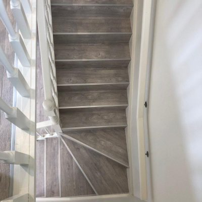 BLE flooring Laminate Stairs 01