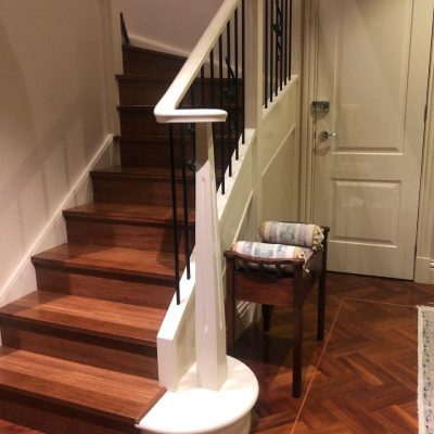 BLE flooring bamboo Stairs 06