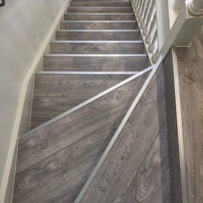 BLE flooring laminate Stairs 02