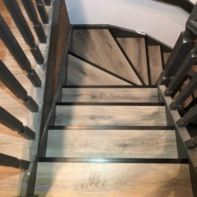 BLE flooring laminate Stairs 03