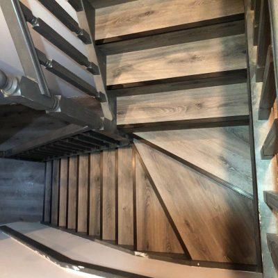 BLE flooring laminate Stairs 05